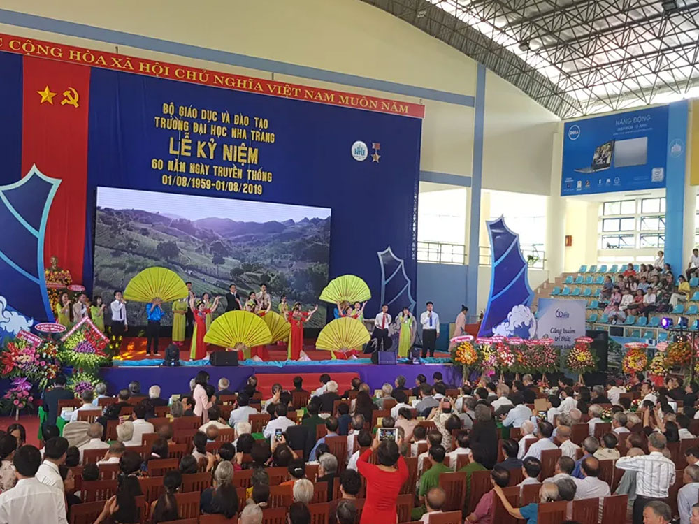 60 years of tradition of Nha Trang University