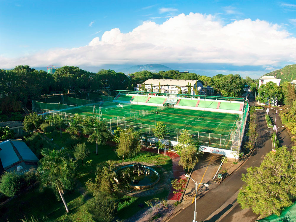 Stadium of Nha Trang University